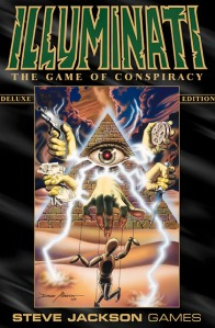 Illuminati Play Cards
