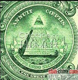 美元鈔票上的「全知之眼」和未完工的金字塔